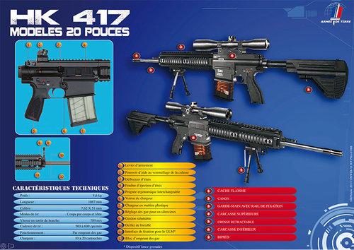 Matériels forces spéciales Françaises (source ministère des armées) Pistol10