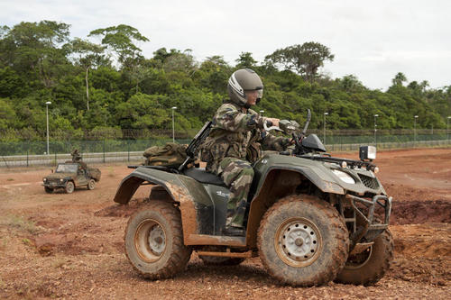 Matériels forces spéciales Françaises (source ministère des armées) Quad-p11