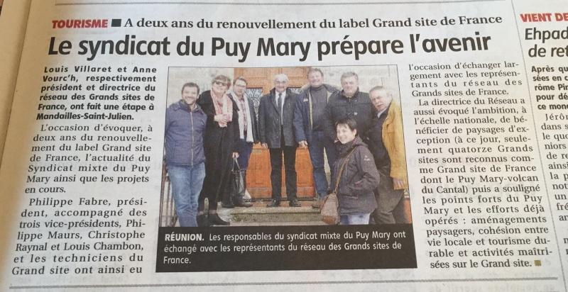 L'actu du puy Mary - Page 3 12513910