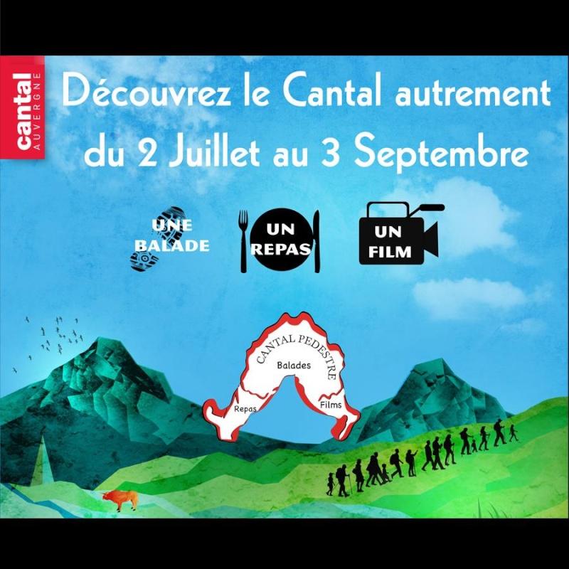 Cantal Pédestre 2016 12813910