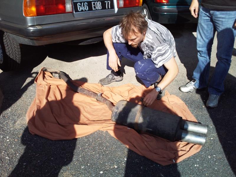 Service oil CABHELITOUR 2009 Photo013