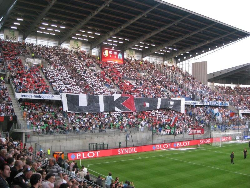 L1 : Rennes - Marseille 110