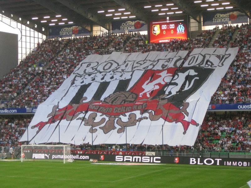 L1 : Rennes - Marseille 310