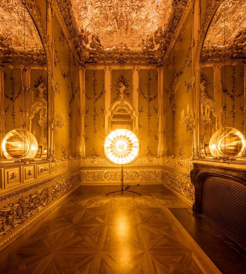 Art contemporain à Versailles : Olafur Eliasson 0x0ee410