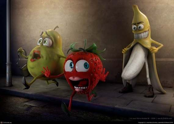 les fruit s'est our fredo Mangez10