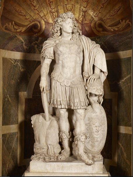La représentation sculpturale du pouvoir Louis_10
