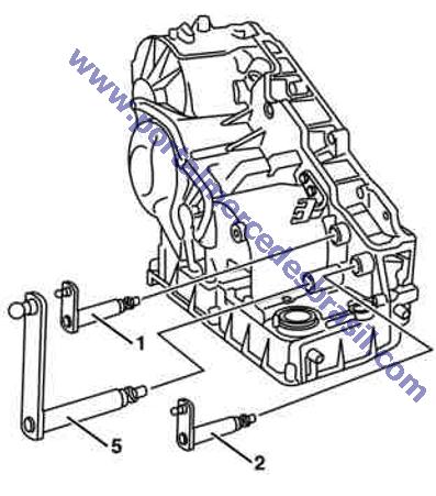 (W168): Conexões do cabo do trambulador - câmbio automático Md_shi10