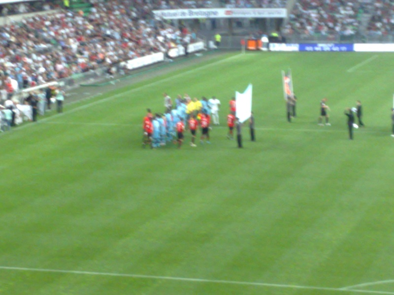 RENNES OM 22 AOUT 2009 22082014