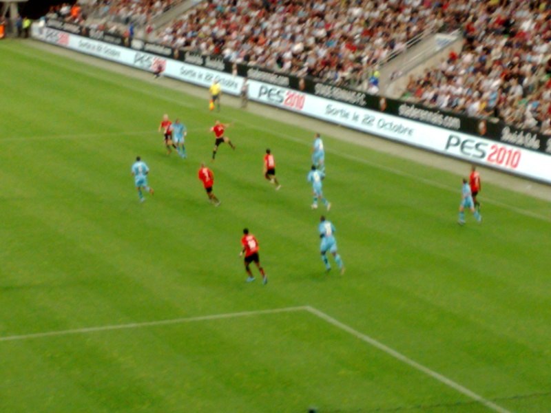 RENNES OM 22 AOUT 2009 22082016