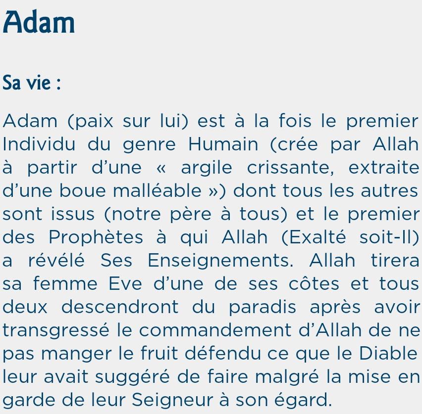 Résumé Adam (psl)  Psx_2013