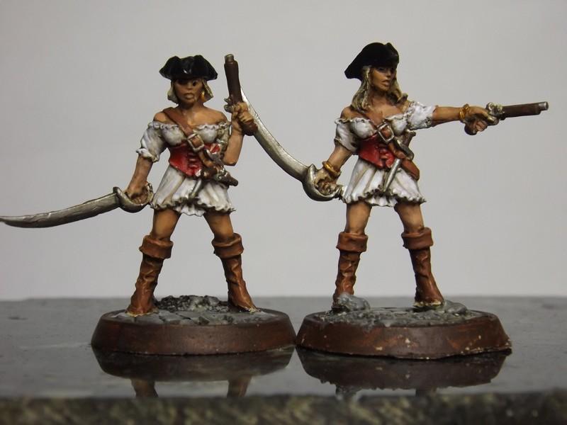 warband - Dwarven, night goblins & pirates warband. Dscf0410