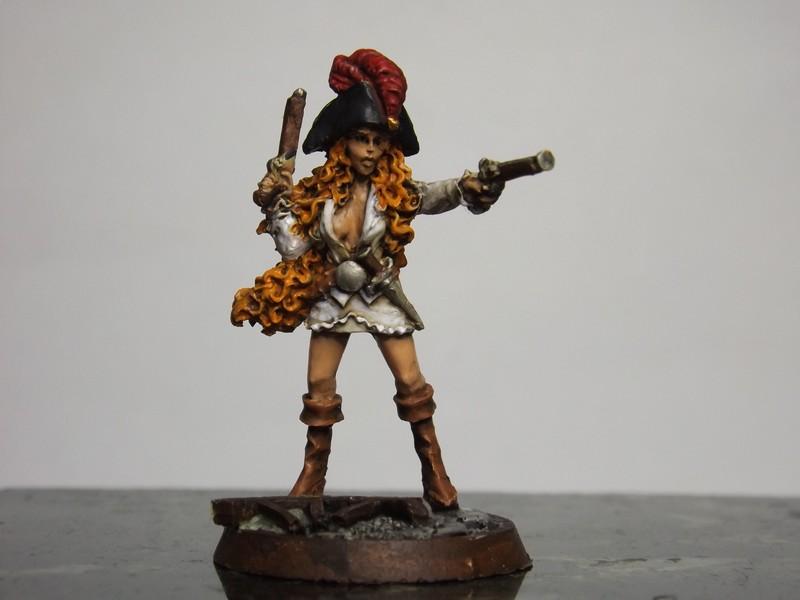 warband - Dwarven, night goblins & pirates warband. Dscf0411