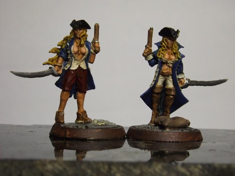warband - Dwarven, night goblins & pirates warband. Dscf0412