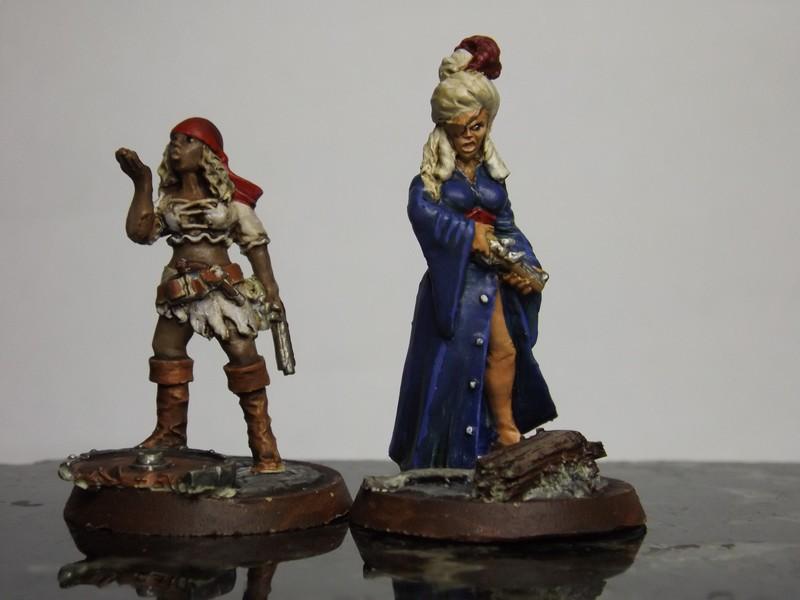warband - Dwarven, night goblins & pirates warband. Dscf0413