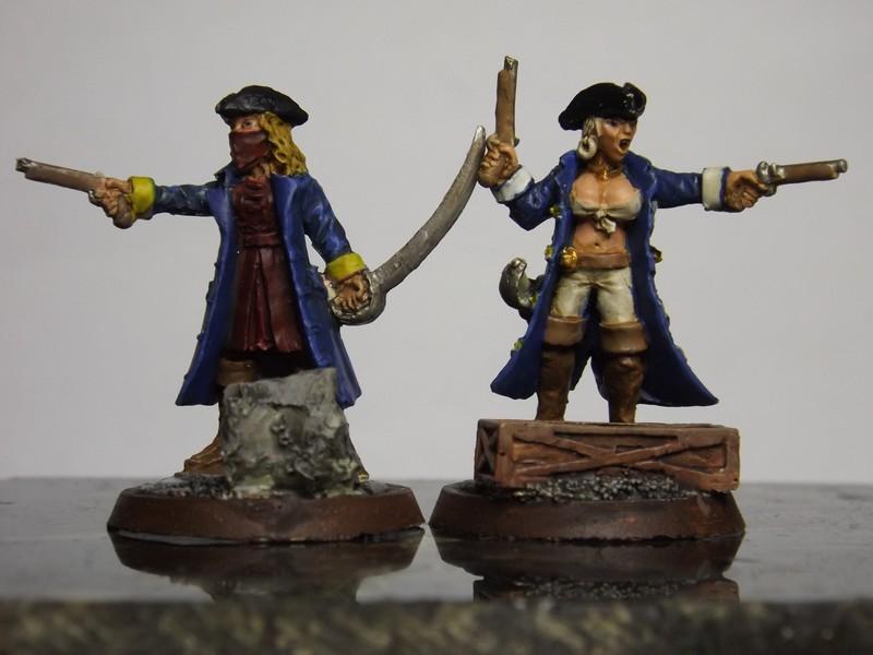 warband - Dwarven, night goblins & pirates warband. Dscf0416