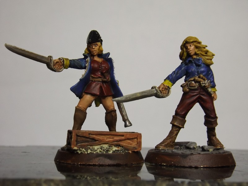 warband - Dwarven, night goblins & pirates warband. Dscf0417