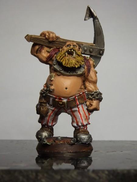 warband - Dwarven, night goblins & pirates warband. Dscf0419