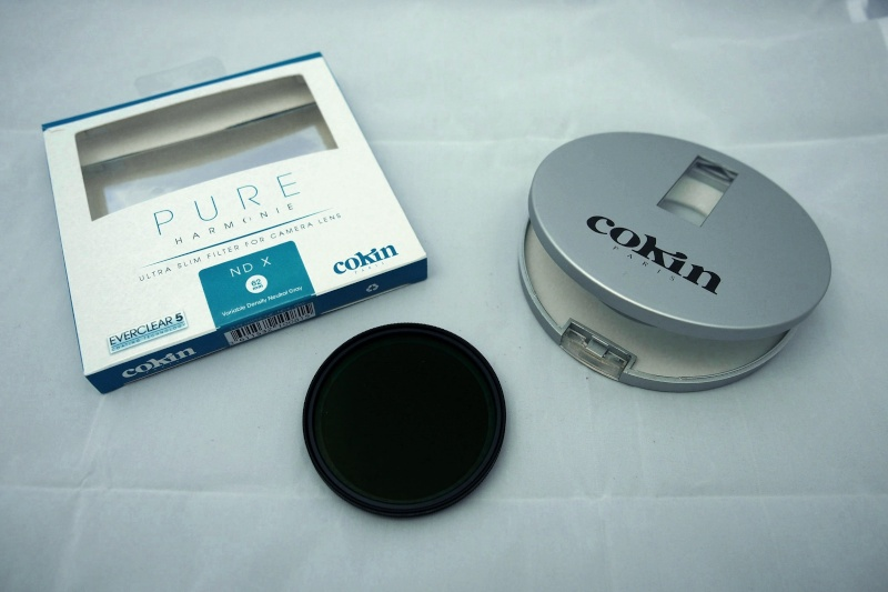 [VENDU] Filtre ND Variable Cokin Pure Harmonie 62mm NEUF P3170210