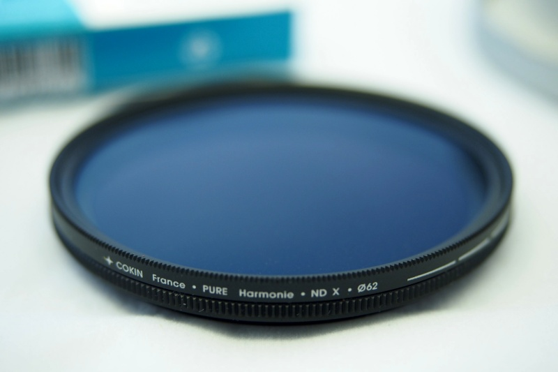 [VENDU] Filtre ND Variable Cokin Pure Harmonie 62mm NEUF P3170211