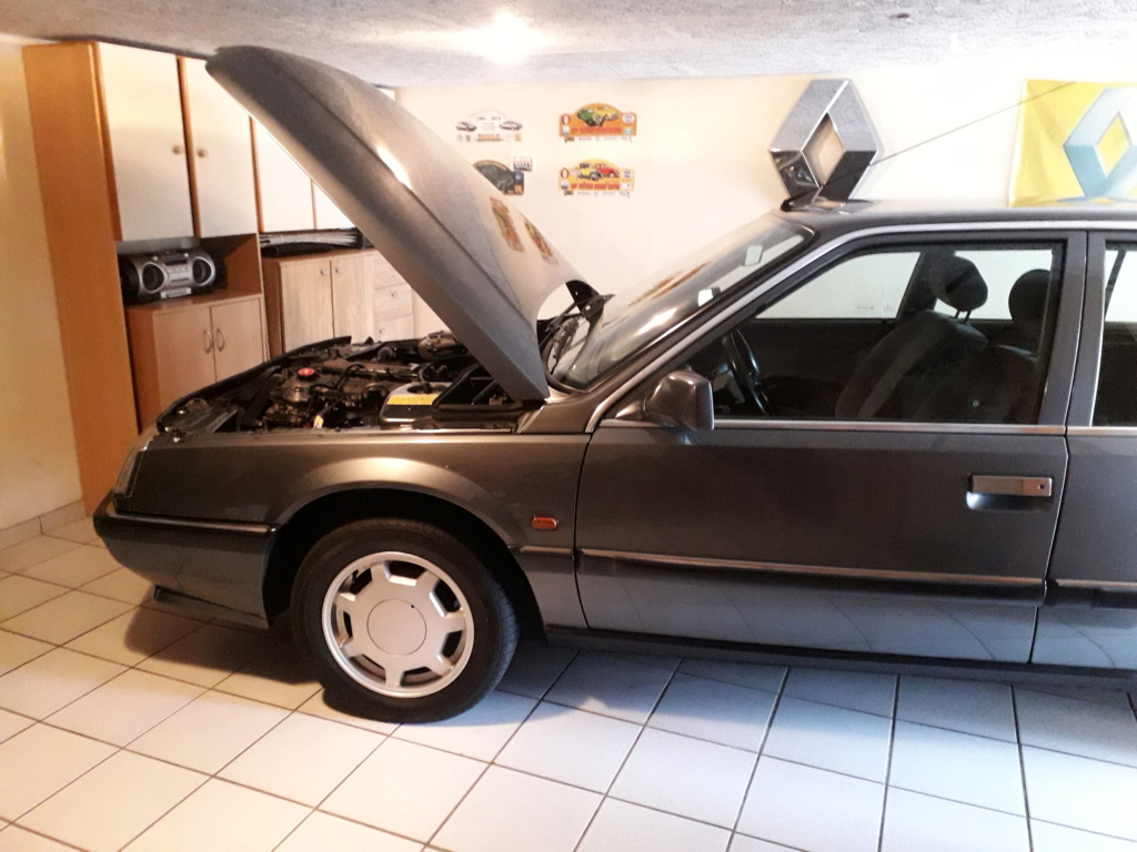 [Mad Max] Renault 25 Turbo DX 1992 20181116
