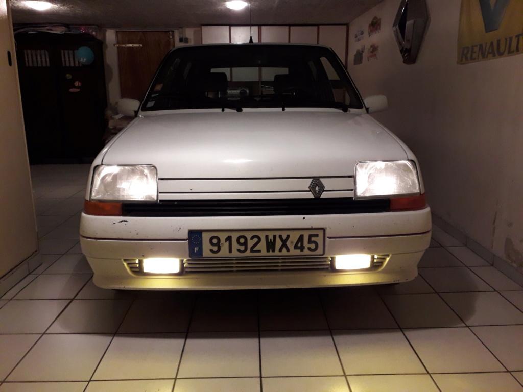 [ Mad Max ] Renault Super 5 GTR Saga de 1990 20181117
