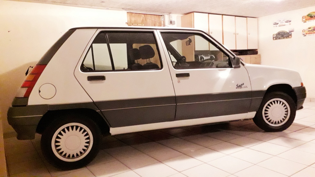 [ Mad Max ] Renault Super 5 GTR Saga de 1990 - Page 3 20190217