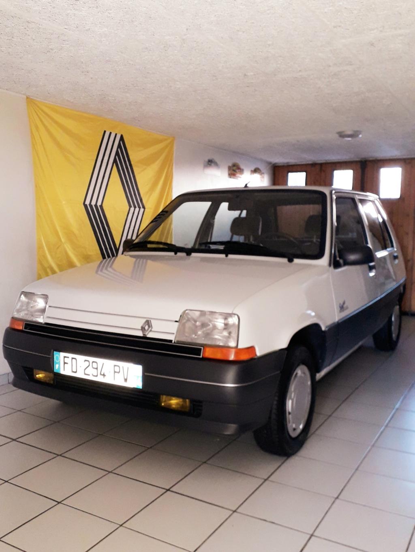 [ Mad Max ] Renault Super 5 GTR Saga de 1990 - Page 3 20200410