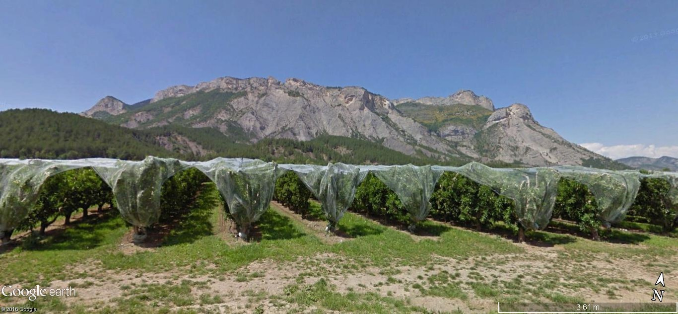 Mon paradis estival: Sisteron et ses environs. 42815