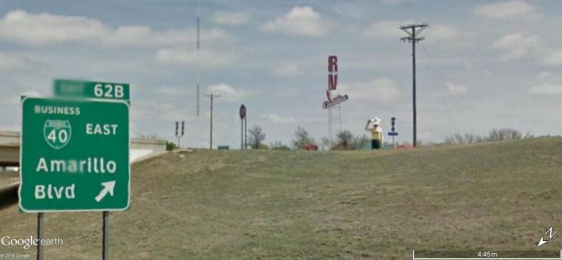 Route 66 : parcours d'un mythe américain. - Page 10 55