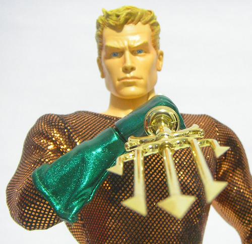 DC DIRECT: GREEN ARROW, FLASH, MANHUNTER, SHAZAM!, AQUAMAN  Aquama10