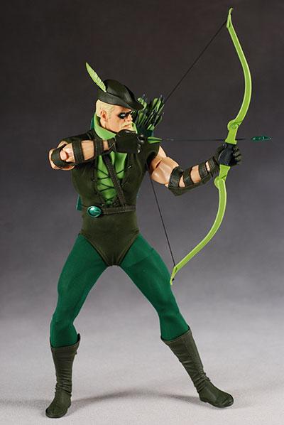 DC DIRECT: GREEN ARROW, FLASH, MANHUNTER, SHAZAM!, AQUAMAN  Green_10