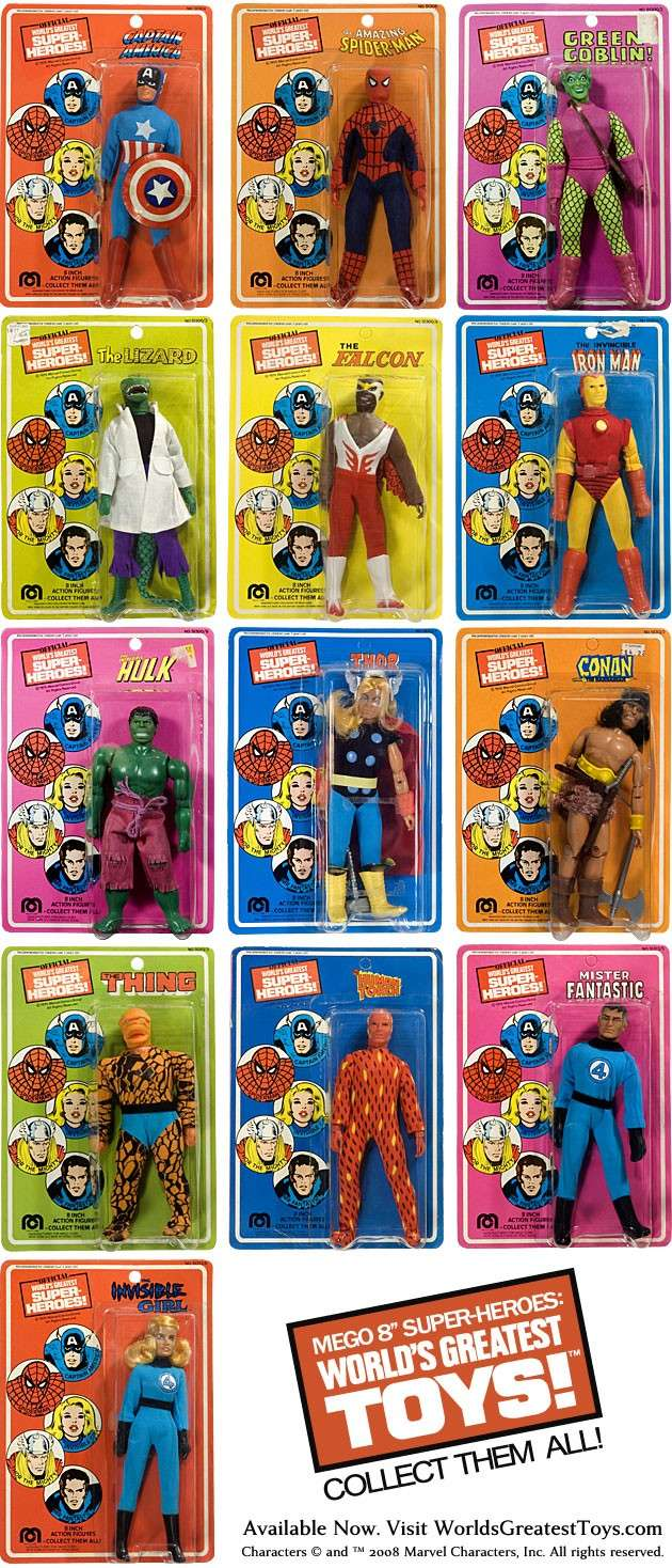 MEGO SUPER HEROES Marvel10