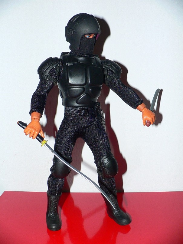 SNAKE EYES BIG JIM CUSTOM Snake_11