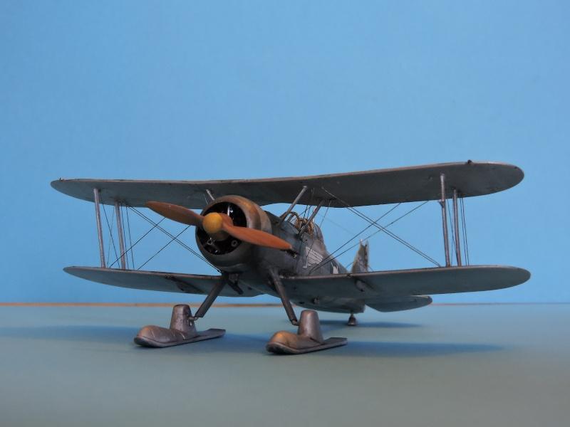 [airfix] gladiator suedo /finlandais  Gloste27