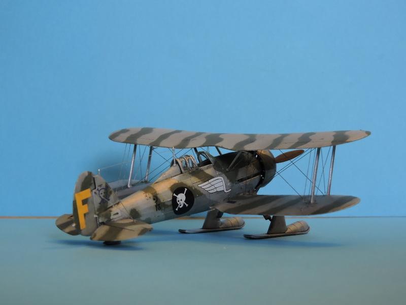 [airfix] gladiator suedo /finlandais  Gloste29