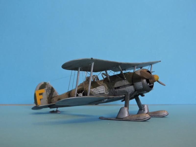 [airfix] gladiator suedo /finlandais  Gloste30