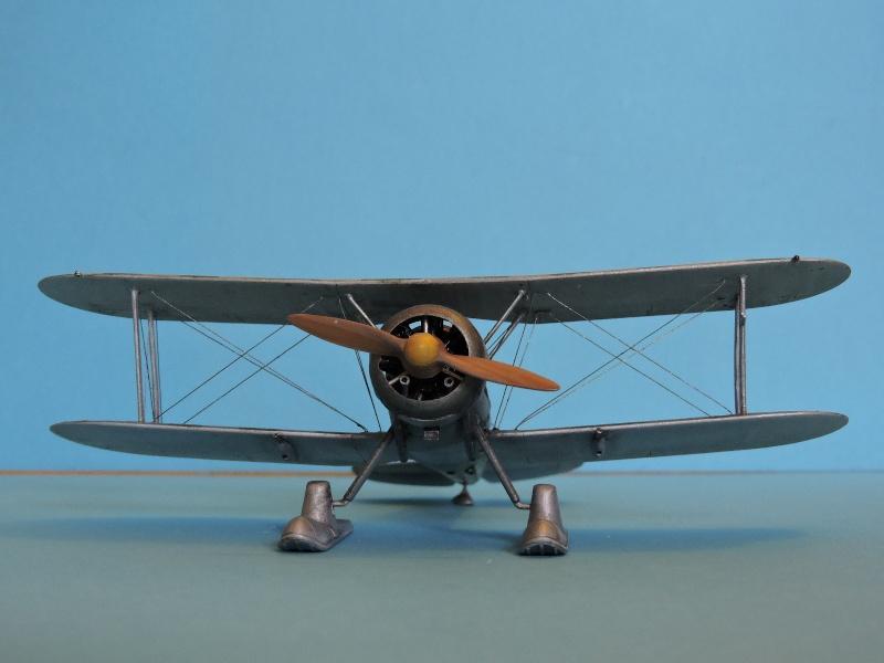 [airfix] gladiator suedo /finlandais  Gloste31