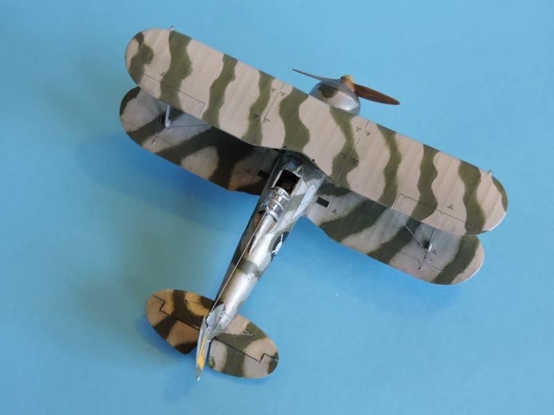 [airfix] gladiator suedo /finlandais  Gloste32