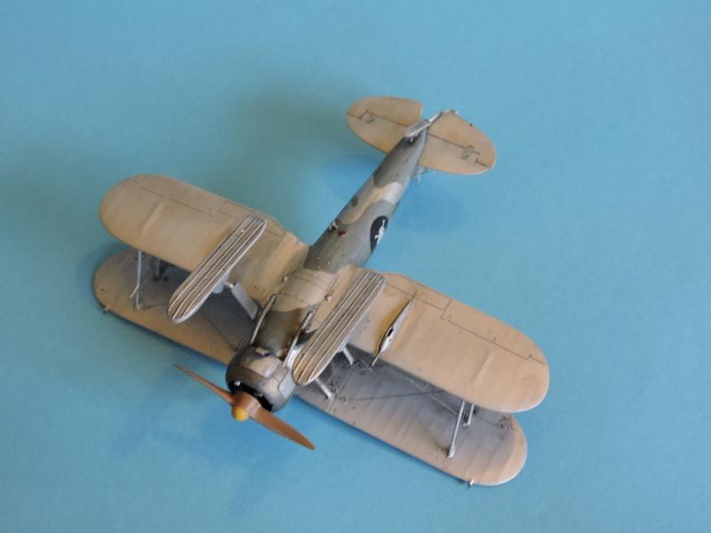 [airfix] gladiator suedo /finlandais  Gloste33