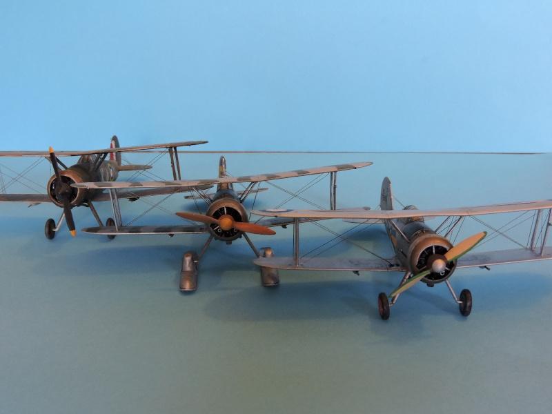 [airfix] gladiator suedo /finlandais  Gloste34
