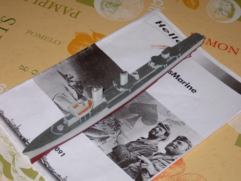 Z33 kriegsmarine heller au 400eme Montag12