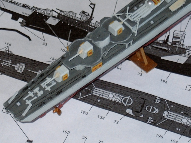 Z33 kriegsmarine heller au 400eme Montag14