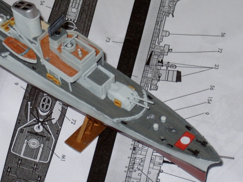 Z33 kriegsmarine heller au 400eme Montag15