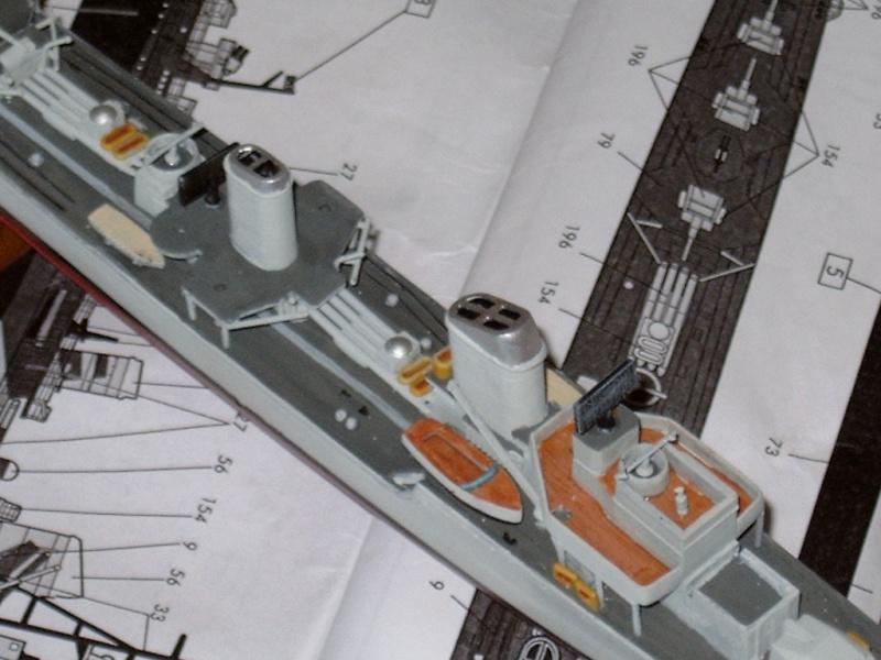Z33 kriegsmarine heller au 400eme Montag16