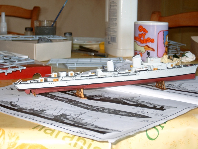 Z33 kriegsmarine heller au 400eme Montag17