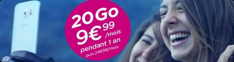 Le retour du Forfait B&YOU 20 Go à 9,99 €/mois 14559510