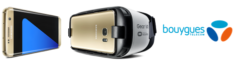 Samsung Galaxy S7 et S7 Edge en précommande chez Bouygues Telecom 14562110