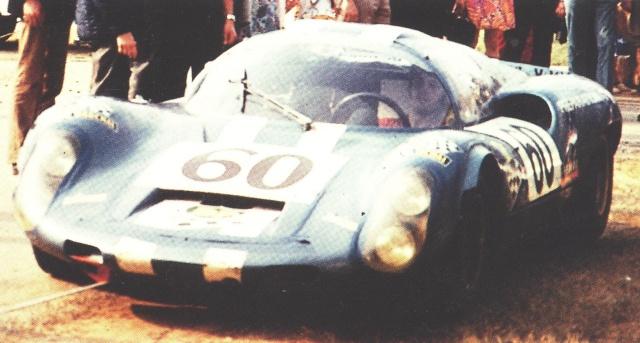 Le Mans 1970 60-91010