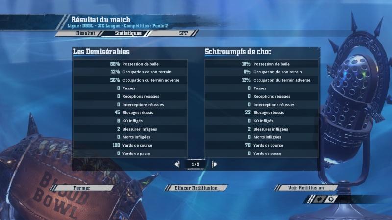 [World Cup J2] Les Demisérables (ash) 2 - 1 (f2c) Qchroumpfs de choc  2016-016
