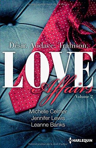 COLLECTIF - LOVE AFFAIRS - Tome 2: Asher - Gavin - Brock  61bnrp10